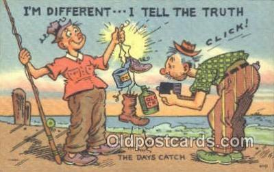 cam001495 - Camera Postcard, Post Card Old Vintage Antique