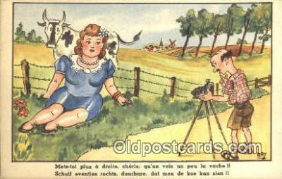 cam001501 - Artist Ray Camera Postcard, Post Card Old Vintage Antique