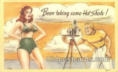 cam001508 - Camera Postcard, Post Card Old Vintage Antique