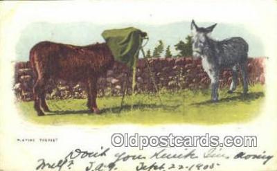 cam001527 - Camera Postcard, Post Card Old Vintage Antique