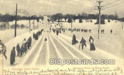 cam001534 - Mount Royal, Quebec Canada Camera Postcard, Post Card Old Vintage Antique