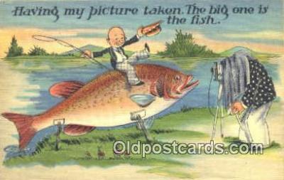cam001538 - Camera Postcard, Post Card Old Vintage Antique