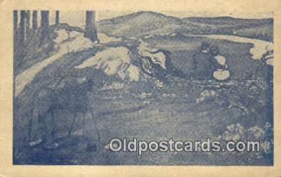 cam001549 - Camera Postcard, Post Card Old Vintage Antique