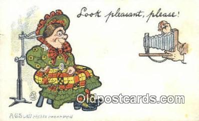 cam001560 - Camera Postcard, Post Card Old Vintage Antique