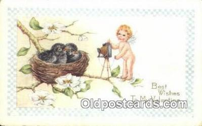 cam001569 - Camera Postcard, Post Card Old Vintage Antique