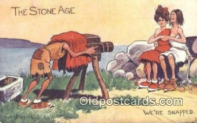 cam001621 - Artist CM Payne Camera Postcard, Post Card Old Vintage Antique