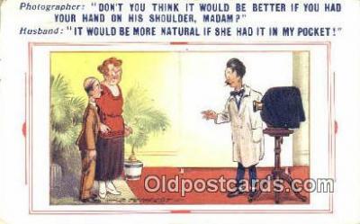 cam001700 - Artist D, Tempest Camera Postcard, Post Card Old Vintage Antique