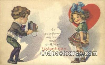 cam001704 - Camera Postcard, Post Card Old Vintage Antique