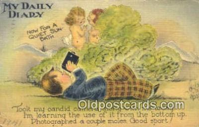cam001724 - Camera Postcard, Post Card Old Vintage Antique