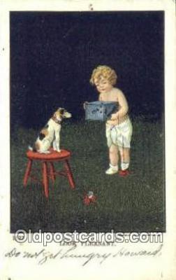 cam001768 - Camera Postcard, Post Card Old Vintage Antique