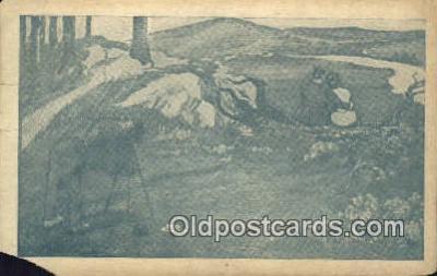cam001931 - Camera Postcard, Post Card Old Vintage Antique