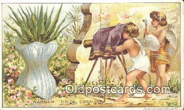 cam001932 - Camera Tradecard Old Vintage Antique