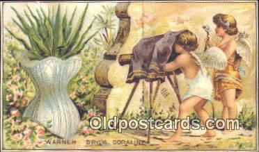 cam001934 - Camera Tradecard Old Vintage Antique
