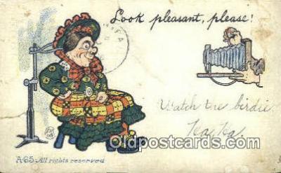 cam001944 - Camera Postcard, Post Card Old Vintage Antique