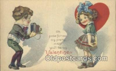 cam100040 - Camera Postcard Post Card Old Vintage Antique