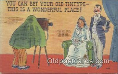 cam100051 - Camera Postcard Post Card Old Vintage Antique