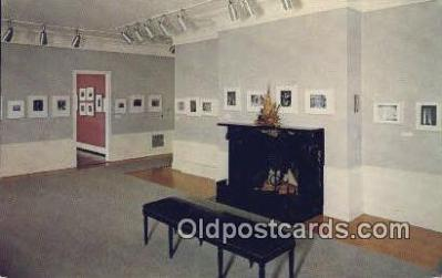 cam100060 - George Eastman House of Photography, Rochester NY YSA Camera Postcard Post Card Old Vintage Antique