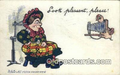 cam100086 - Camera Postcard Post Card Old Vintage Antique