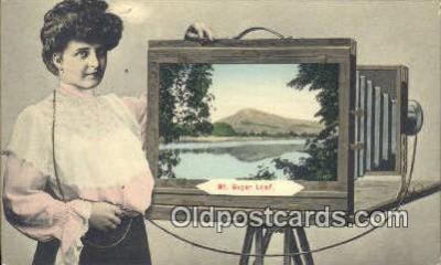 cam100097 - Camera Postcard Post Card Old Vintage Antique