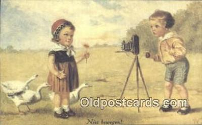 cam100113 - Camera Postcard Post Card Old Vintage Antique