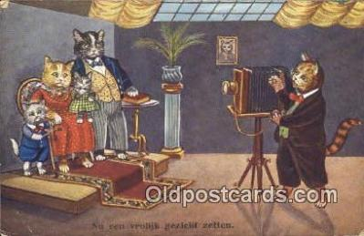 cam100120 - Camera Postcard Post Card Old Vintage Antique