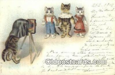 cam100132 - Camera Postcard Post Card Old Vintage Antique