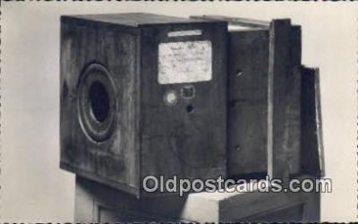cam100133 - Musee De Chalon-Sur-Saone Camera Postcard Post Card Old Vintage Antique
