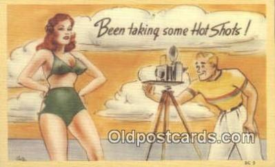 cam100139 - Camera Postcard Post Card Old Vintage Antique