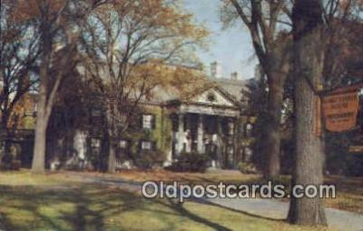 cam100146 - George Eastman House of Photography, Rochester NY YSA Camera Postcard Post Card Old Vintage Antique