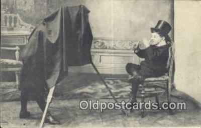 cam100149 - Camera Postcard Post Card Old Vintage Antique