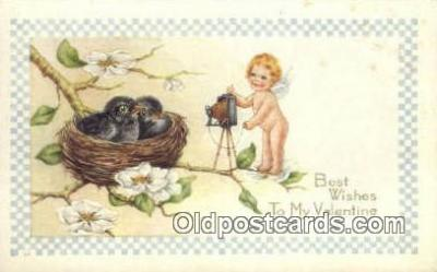 cam100157 - Camera Postcard Post Card Old Vintage Antique