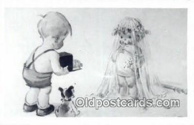 cam100163 - Camera Postcard Post Card Old Vintage Antique
