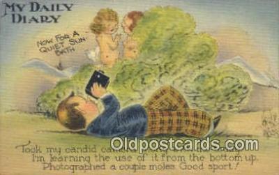 cam100170 - Camera Postcard Post Card Old Vintage Antique
