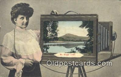cam100173 - Camera Postcard Post Card Old Vintage Antique