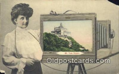 cam100174 - Camera Postcard Post Card Old Vintage Antique