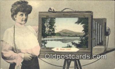 cam100175 - Camera Postcard Post Card Old Vintage Antique