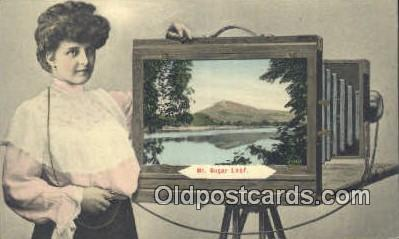 cam100176 - Camera Postcard Post Card Old Vintage Antique