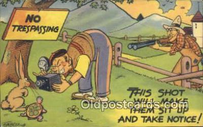 cam100202 - Camera Postcard Post Card Old Vintage Antique