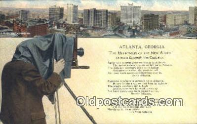 cam100219 - Camera Post Card Postcard Old Vintage Antique