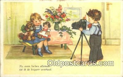 cam100220 - Camera Post Card Postcard Old Vintage Antique