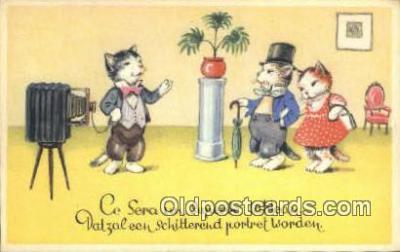 cam100221 - Camera Post Card Postcard Old Vintage Antique