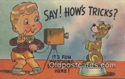 cam100251 - Camera Post Card Postcard Old Vintage Antique