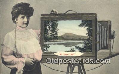 cam100256 - Camera Post Card Postcard Old Vintage Antique