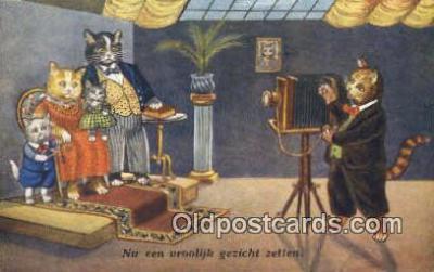 cam100277 - Camera Post Card Postcard Old Vintage Antique