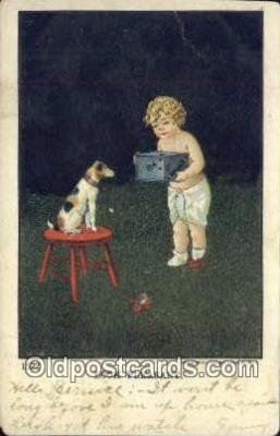 cam100360 - Camera Post Card Postcard Old Vintage Antique