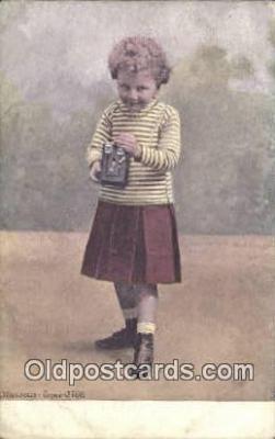 cam100367 - Camera Post Card Postcard Old Vintage Antique