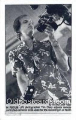 cam100382 - Kodak Paper Camera Post Card Postcard Old Vintage Antique