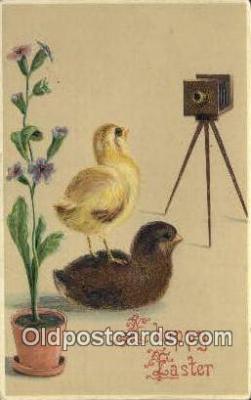 cam100408 - Camera Post Card Postcard Old Vintage Antique