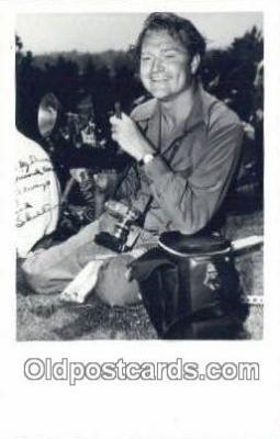 cam100427 - Actor Red Skelton Camera Post Card Postcard Old Vintage Antique