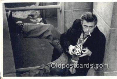 cam100449 - James Dean Camera Postcard Post Card Old Vintage Antique